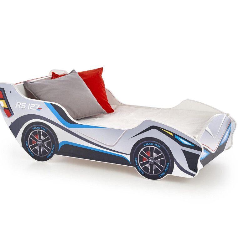 Кровать детская Halmar Lambo | Гоночная машина