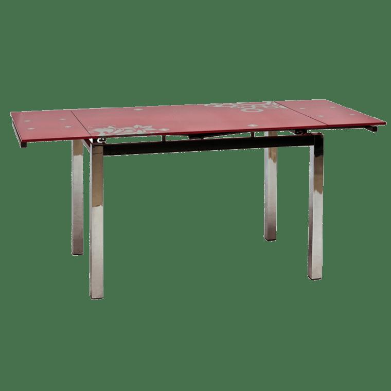 Раскладной стол Signal GD-017 | Красный
