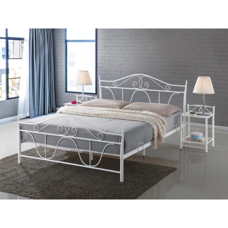 Кровать Signal Denver   160х200 / Белый