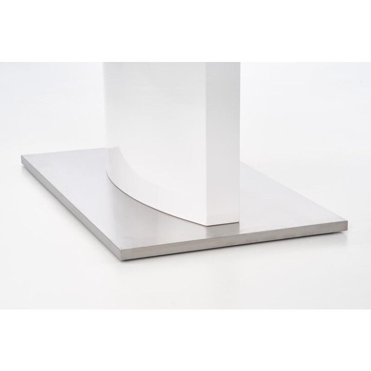 Стол раздвижной Halmar Marcello | Белый - 6