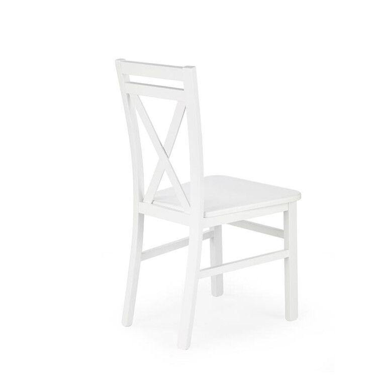 Стул кухонный Halmar Dariusz 2 | Белый - 2