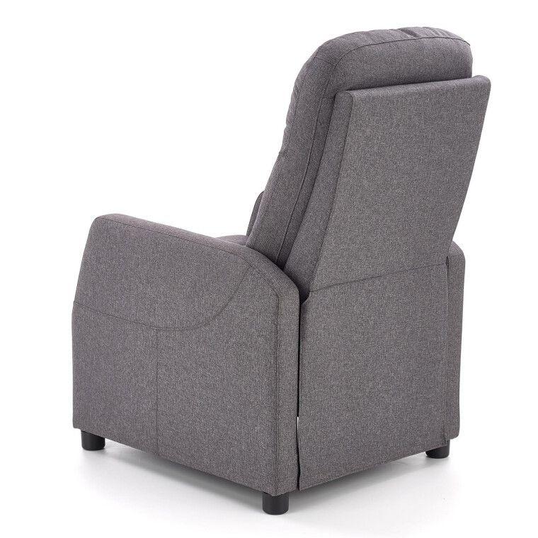 Кресло Halmar Felipe| Серый - 4