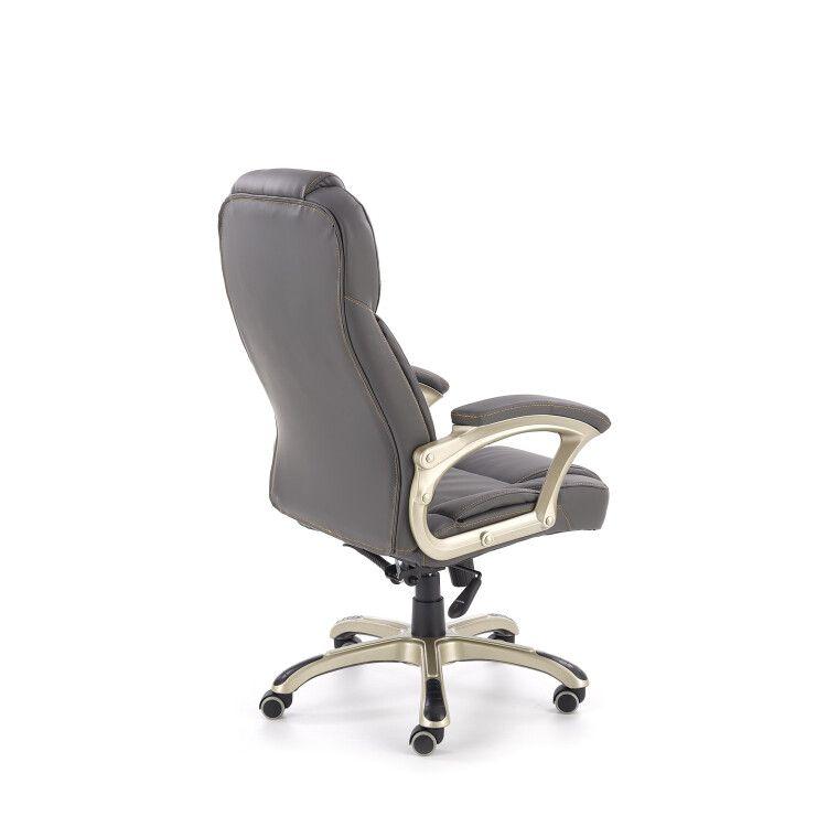 Кресло поворотное Halmar Desmond | Серый - 6