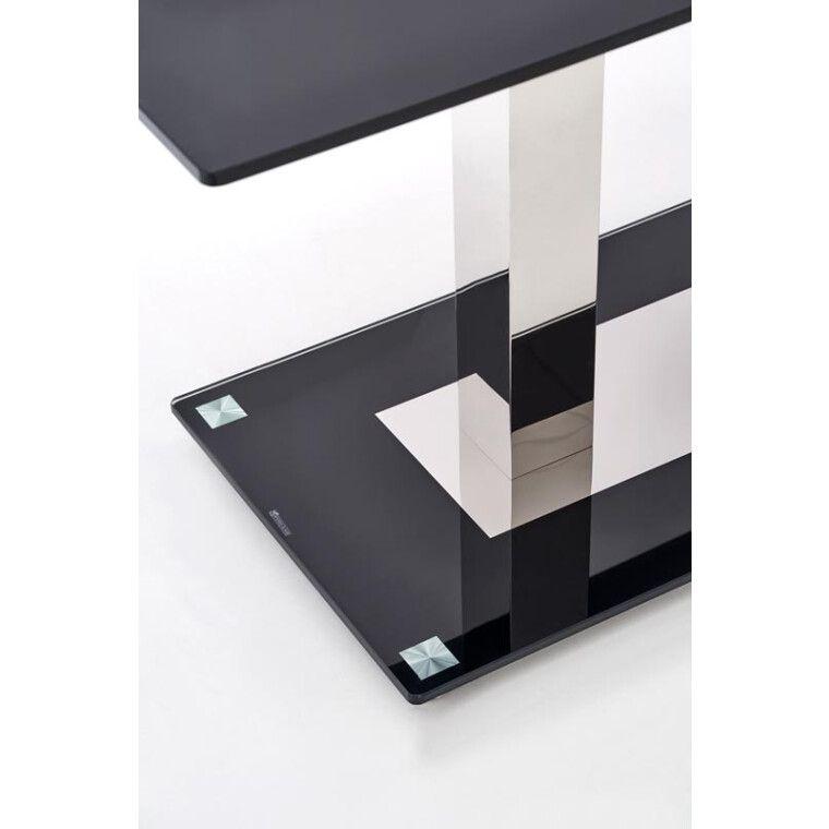 Стол обеденный Halmar Walter 2 | Черный - 3