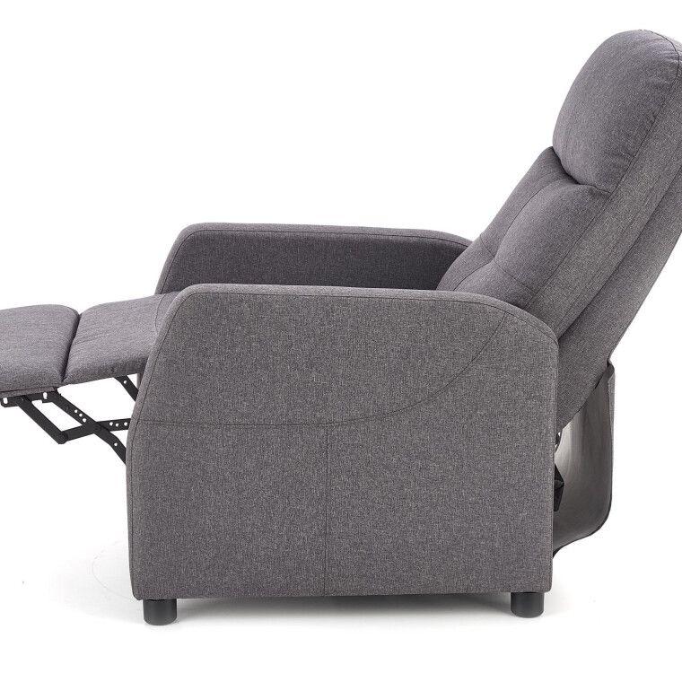 Кресло Halmar Felipe| Серый - 3