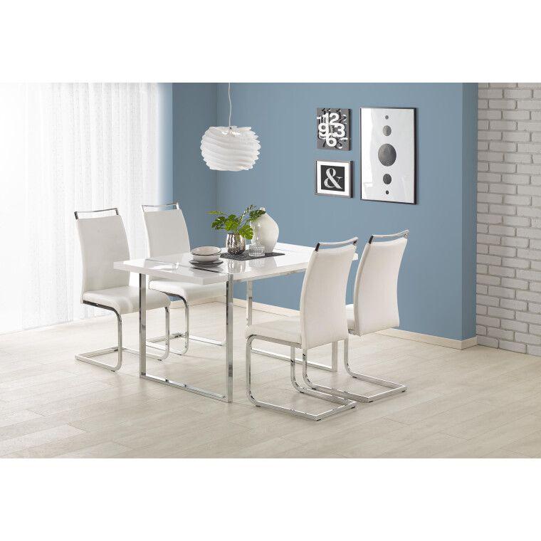 Стол обеденный Halmar Lion | Белый