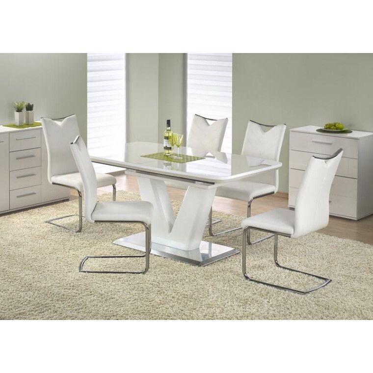 Стол раскладной Halmar Mistral | Белый