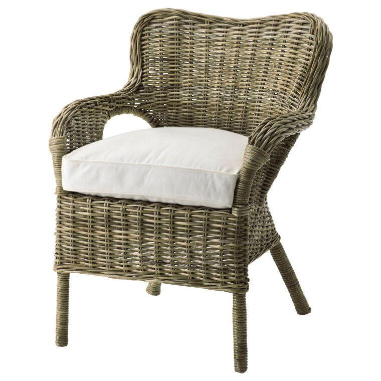 Кресло садовое BYHOLMA