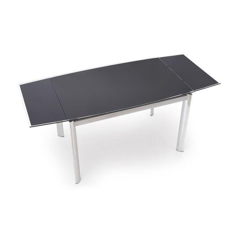 Стол раскладной Halmar Lambert | Черный - 2