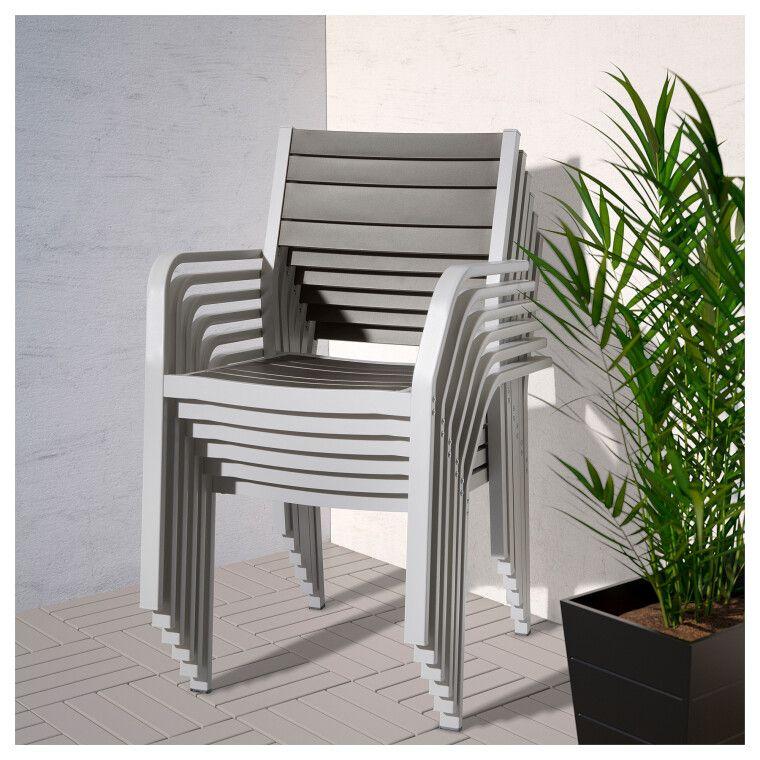 Комплект мебели садовой SJÄLLAND - 15