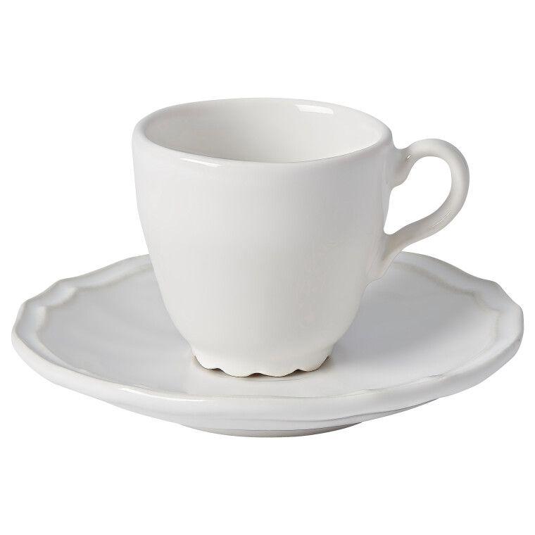 Чашка для кофе эспрессо с блюдцем ARV