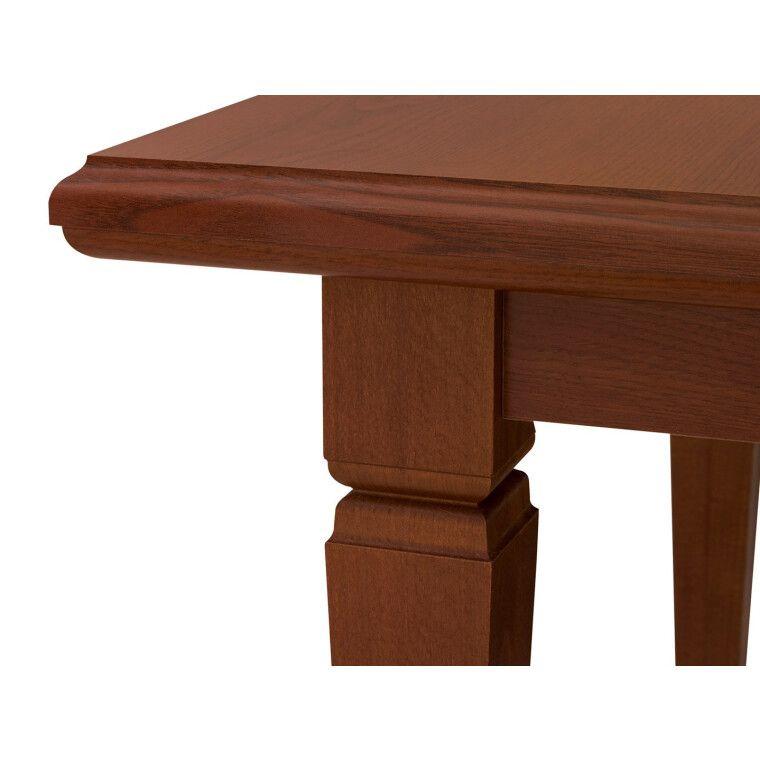 Стол раскладной BRW Kent | Каштан фото - 5
