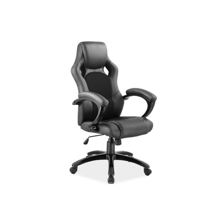 Кресло поворотное Signal Q-107 | Черный