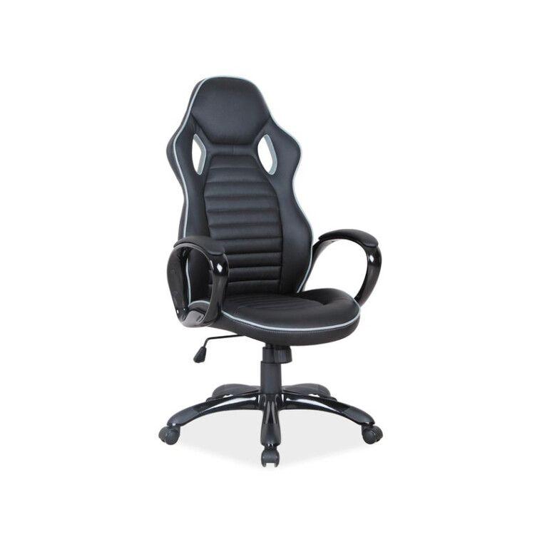 Вращающееся кресло Signal Q-105 | Черный / серый