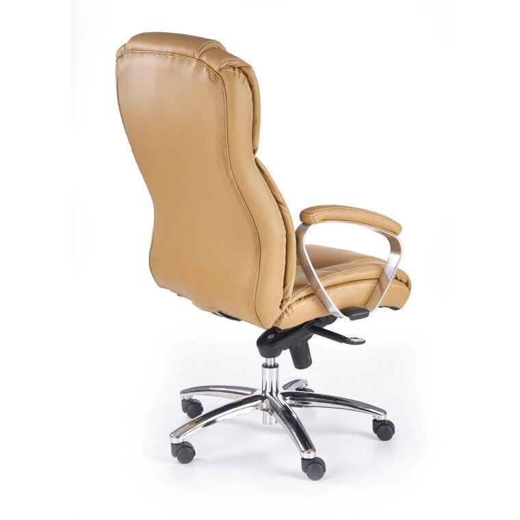 Кресло поворотное Halmar Foster | Бежевый - 2
