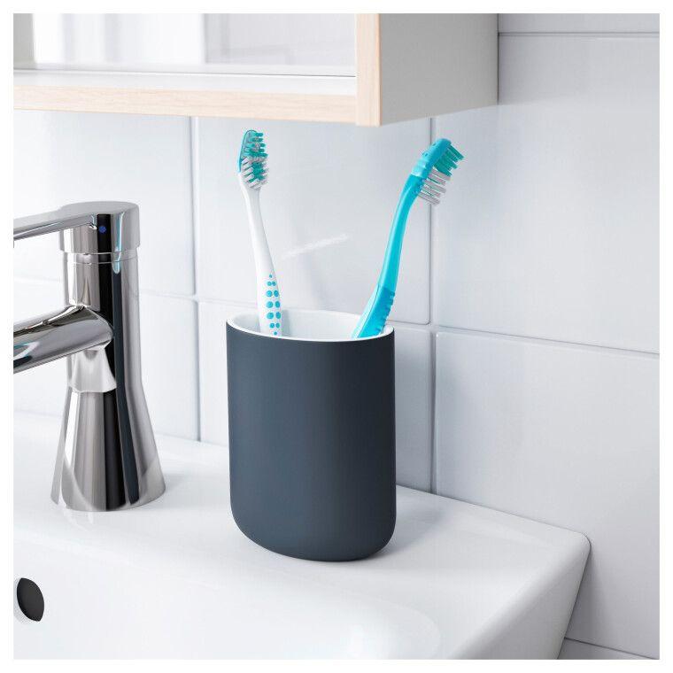 Стакан для зубных щеток EKOLN - 4