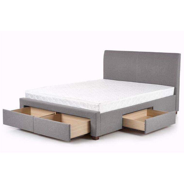 Кровать Halmar Modena   140х200 / Серый - 11