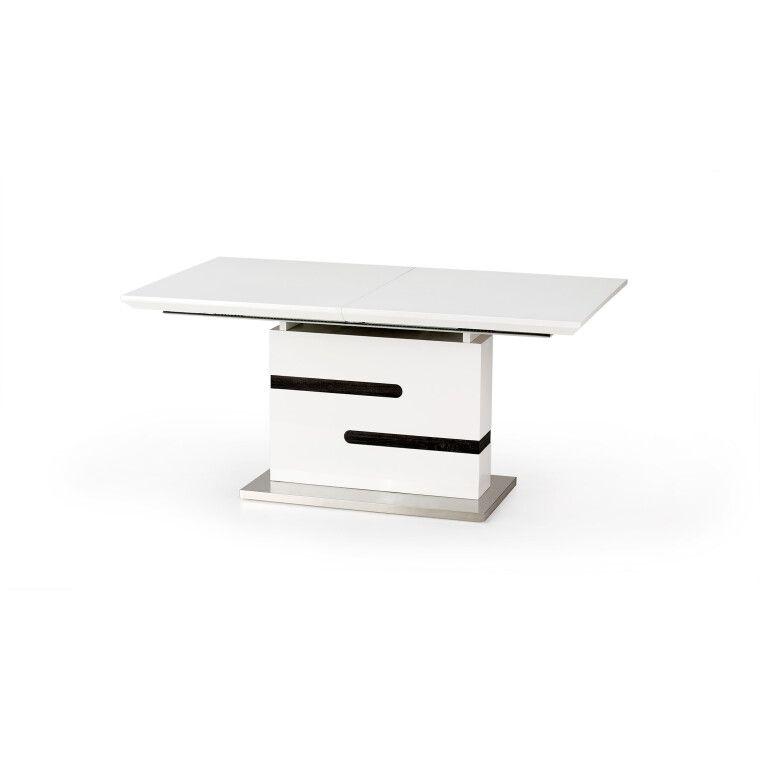 Стол раскладной Halmar Monaco | Белый / Серый - 4