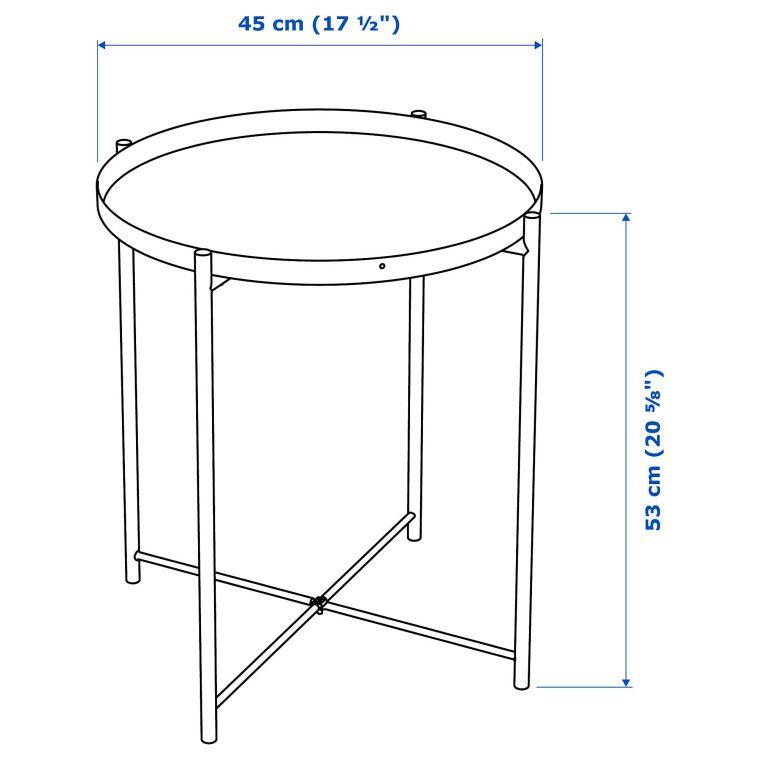 Столик GLADOM - 9