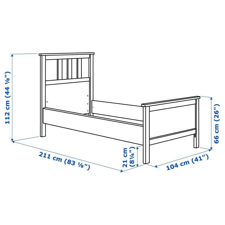 Кровать HEMNES - 2