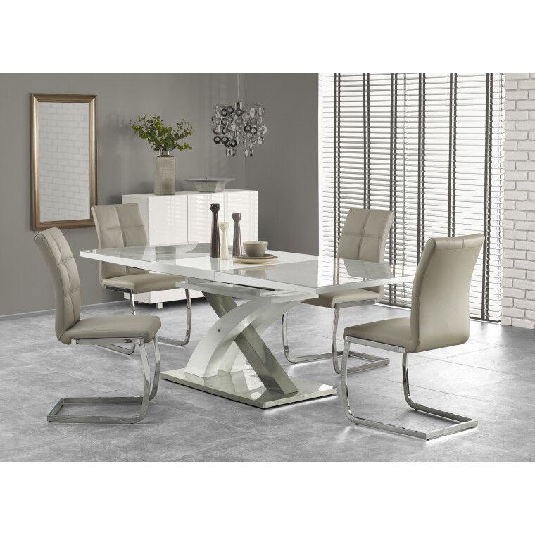 Стол раскладной Halmar Sandor 2 | Серый