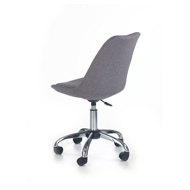 Кресло поворотное Halmar Coco 4 | Серый - 4
