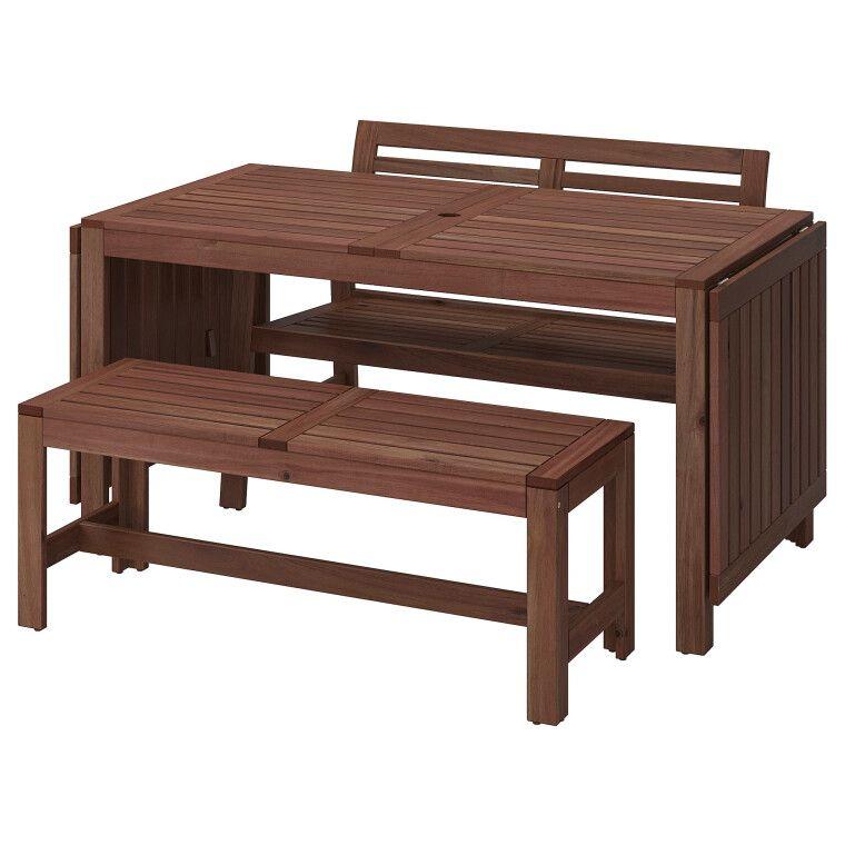 Комплект мебели садовой ÄPPLARÖ