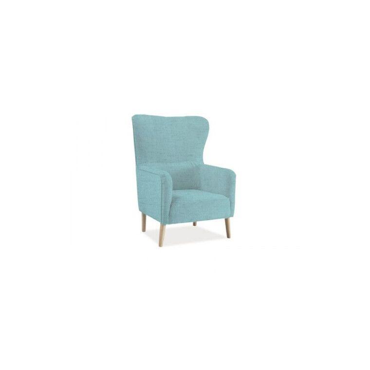 Мягкое кресло Signal Relax | Голубой (Savana 72)