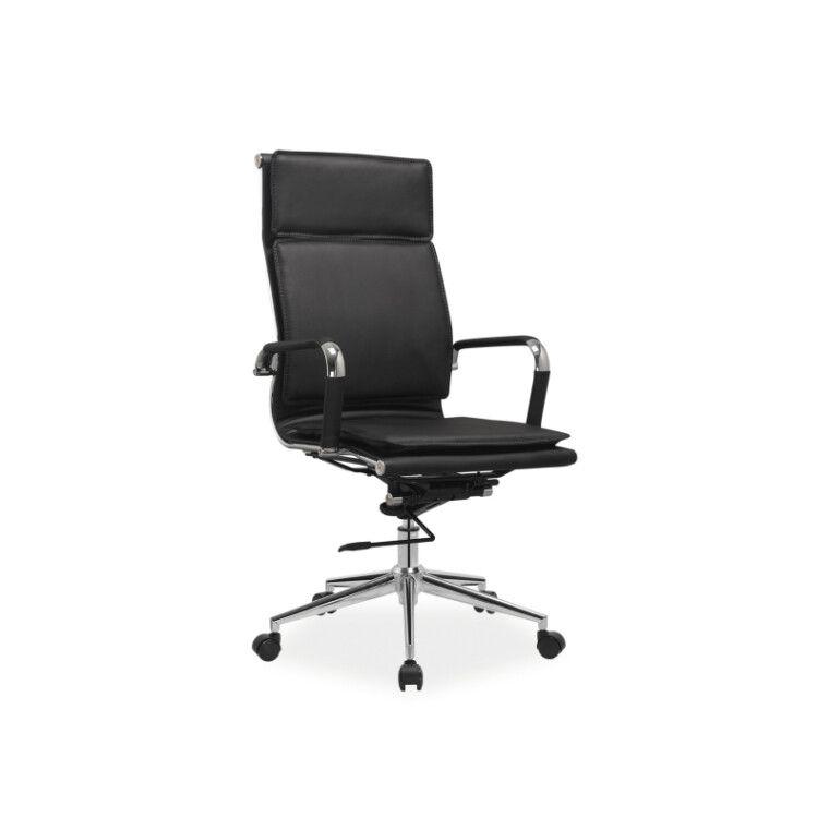 Кресло поворотное Signal Q-253   Черный