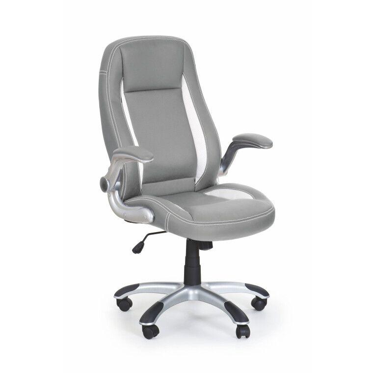 Кресло поворотное Halmar Saturn | Серый