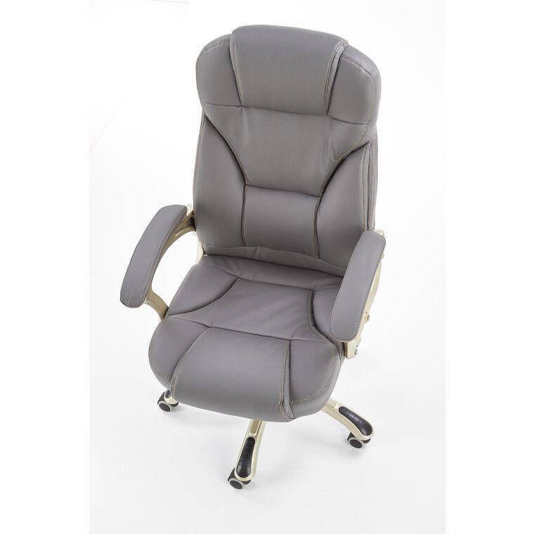 Кресло поворотное Halmar Desmond | Серый - 12