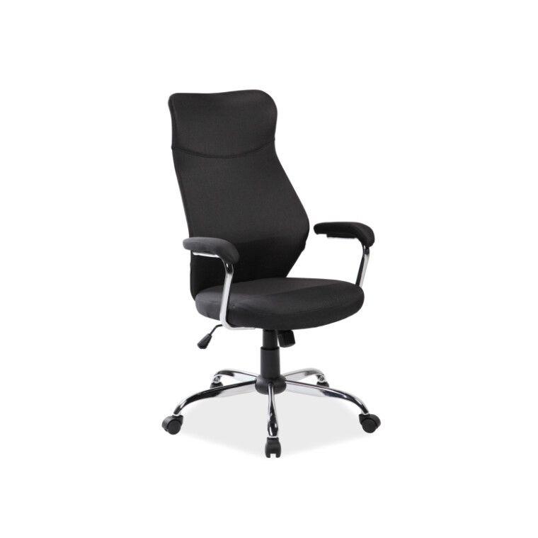 Кресло поворотное Signal Q-319 | Черный