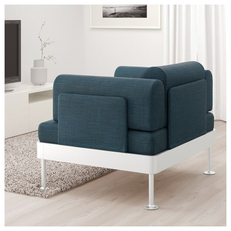 Кресло DELAKTIG - 4