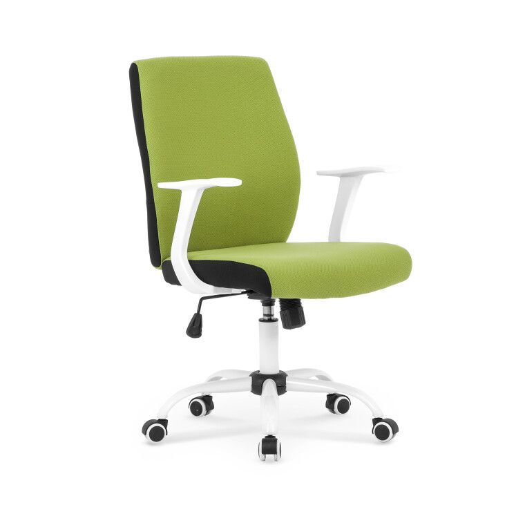 Кресло поворотное Halmar Combo   Зеленый