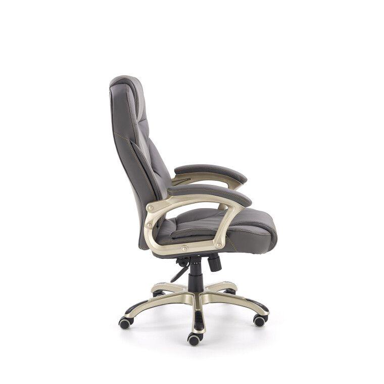 Кресло поворотное Halmar Desmond | Серый - 8
