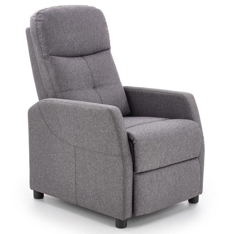 Кресло Halmar Felipe| Серый