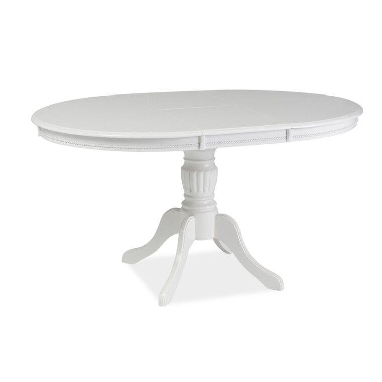 Стол обеденный Signal Olivia | Белый фото