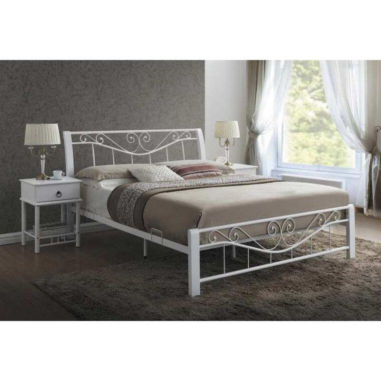 Кровать Signal Parma | 160х200 / Белый