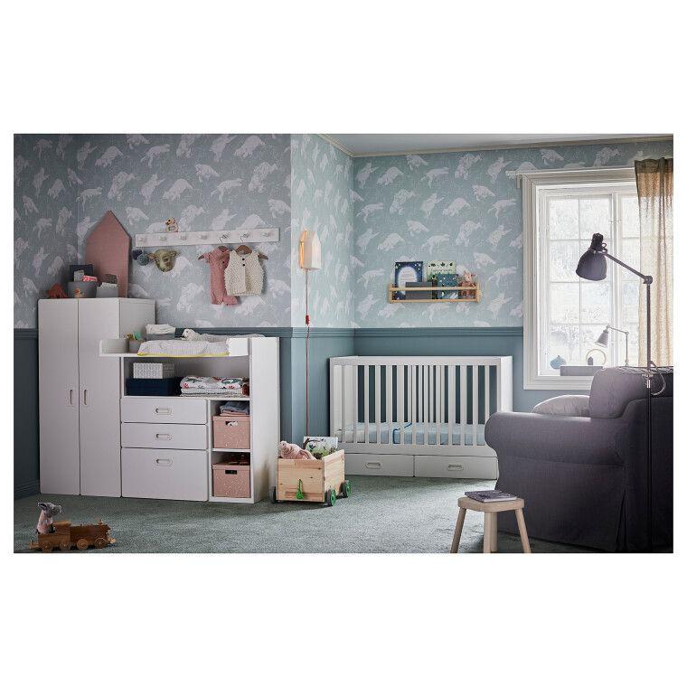 Кроватка детская STUVA / FRITIDS - 2