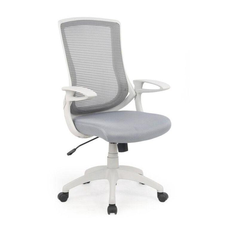 Кресло поворотное Halmar Igor | Серый