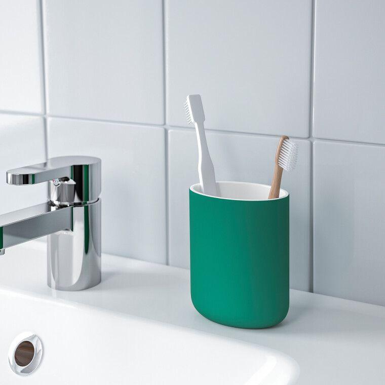 Стакан для зубных щеток EKOLN - 2