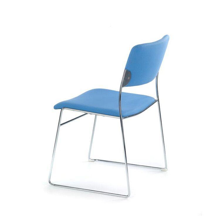 Кресло офисное Halmar Vito | Синий - 5