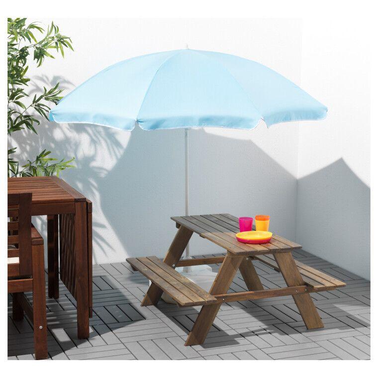 Комплект детской мебели садовой RESÖ - 7
