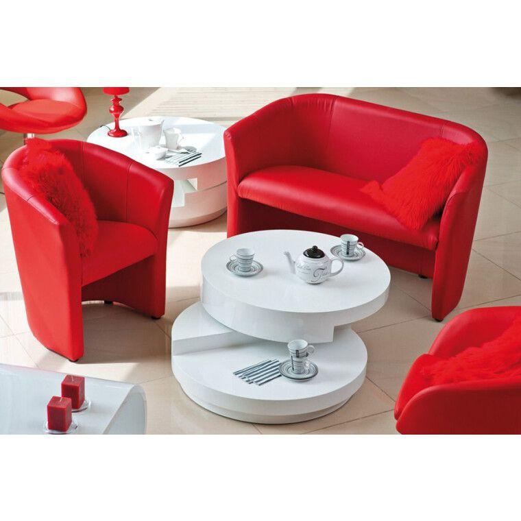 Кресло Signal TM-1 | Красный - 2
