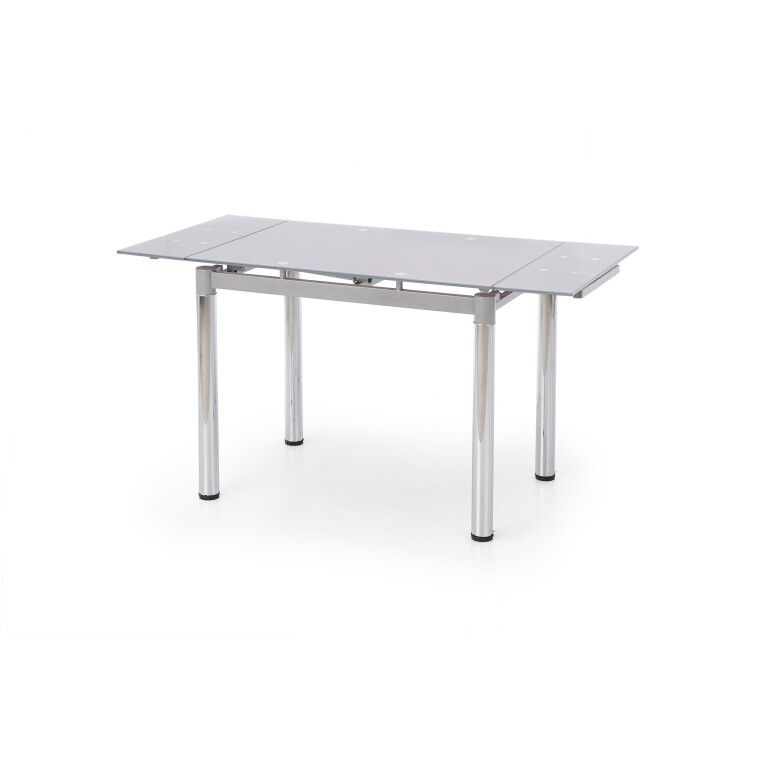 Стол раскладной Halmar Logan 2 | Серый - 2