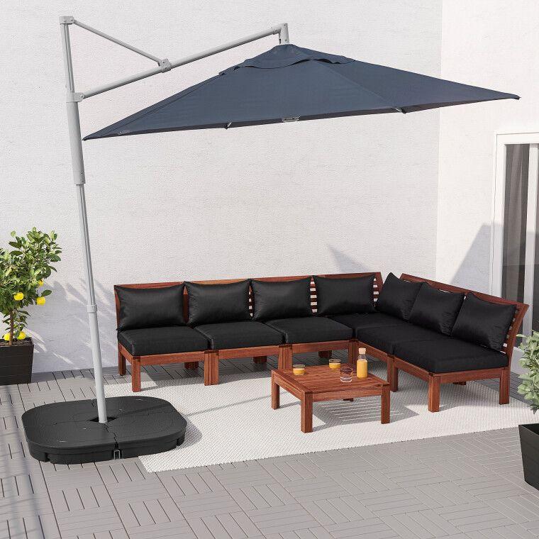 Зонт от солнца OXNÖ / LINDÖJA - 2