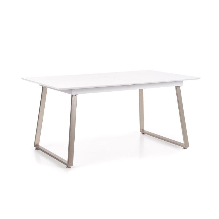 Стол раскладной Halmar Thomas | Белый / Бетон - 8
