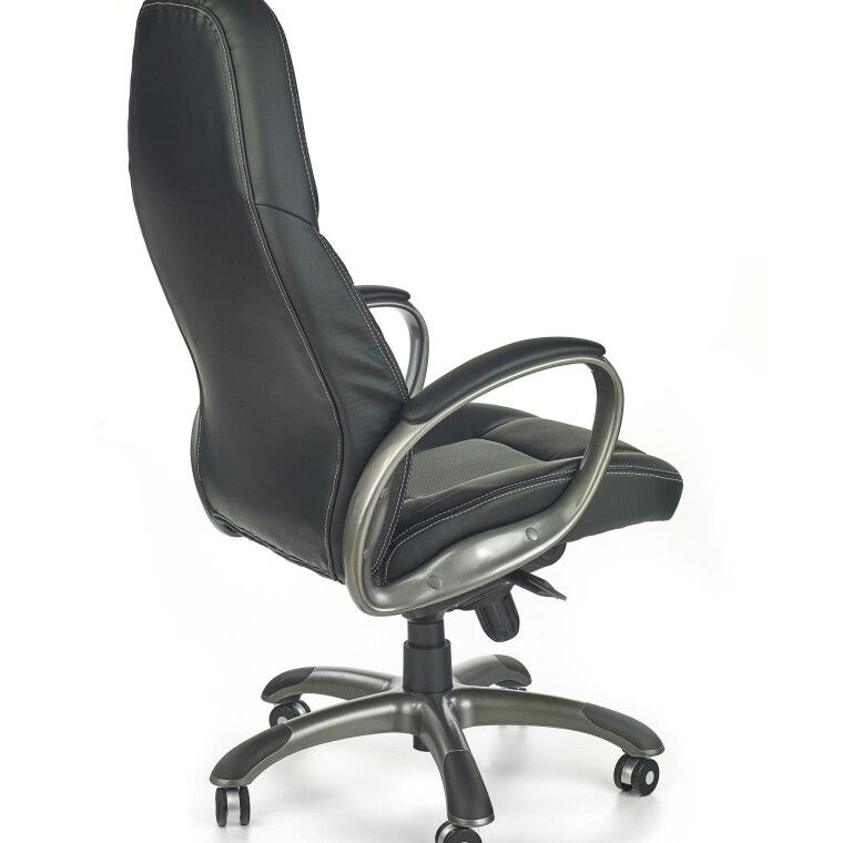 Кресло поворотное Halmar Travis   Черный - 2