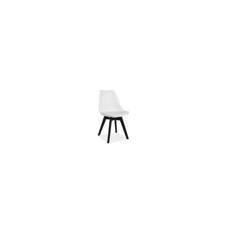 Cтул Signal Kris II | Белый/черный фото