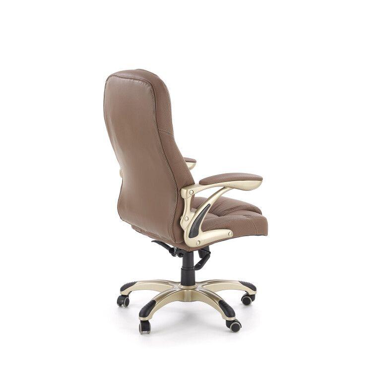 Кресло поворотное Halmar Carlos | Бежевый - 4